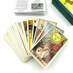 Rider Waite Tarot Card Deck – NEW – 78 Cards – High Quality – Colorful Images $14.95