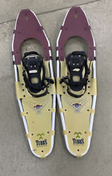 Tubbs 36 Snowshoes Nice $80.00