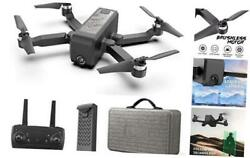 Drone with Brushless MotorFoldable Drones with 4K FHD Camera Live Video and $276.87