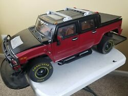 Large 1 6 Scale Customized Hummer Truck RC with Updated Chassis $225.00