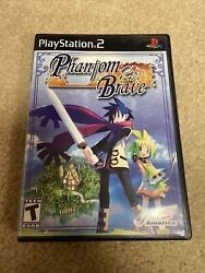 Phantom Brave: Special Edition Sony PlayStation 2 2004 Complete $28.99