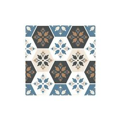 Decor Wall Stickers For Kitchen Moroccan Mosaic Self adhesive Traditional C $16.00