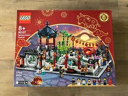 Lego 80107 Spring Lantern Festival Chinese New Year NISB In hand Ships Fast $129.99