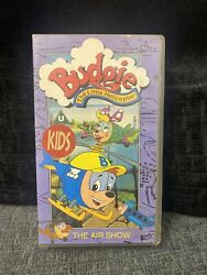 Budgie The Little Helicopter The Air Show VHS 2000 GBP 12.99