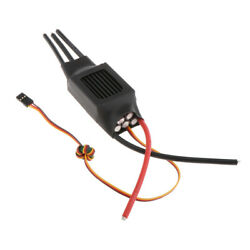 New 200A ESC Speed Controller with BEC PWM RC Airplane RC Plane RC DIY Parts $36.82