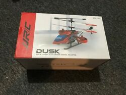 JJR C Dusk Helicopter 2.4G 4 Channel Alloy Remote Control Helicopter Toy JX02 $37.99