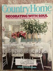 Country Home Feb 2001 $6.00