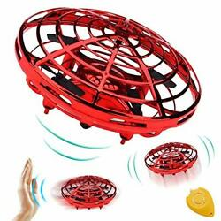 Auto Avoid Obstacles Flying Ball Hand Operated Mini Drones for Kids or Adults... $29.37