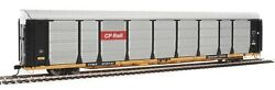 WALTHERS PROTO HO 89#x27; Thrall Bi Level Auto Carrier CP Rail CP TTGX 4 Numbers $59.50