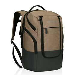 Cooler Backpack Portable Soft Backpack Coolers Insulated Leakproof Large 24 Cans $35.98