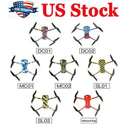 For DJI Air 2S Combo RC Drone Quadcopter Controller Case Decal Sticker Skin #USA $15.62