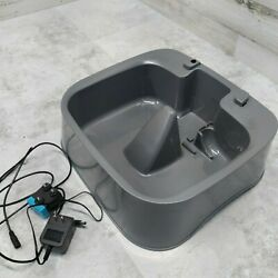 Pet Fountains Water Dog Dispenser Cat Automatic Drinking Bowl Filter $21.95