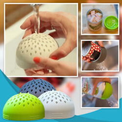 Multi use Mini Colander Cooking Micro Kitchen Filter Cover Water Filte IF C $3.61