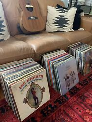 $5 ea Vinyl Records LPs Rock Country Classic Folk Pick amp; Choose **VG Or Better $5.00