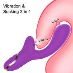 Portable USB Rechargeable 3 Speeds 360 Degree Fan Hanging Dual Cooling Mini Fans $11.99