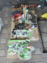 Rc Kalt Whisper Electronic Helicopter Parts Lot $1000.00