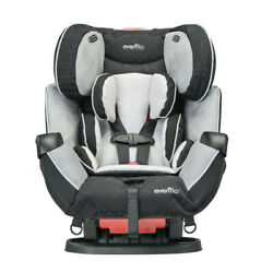 Evenflo Symphony LX All In One Convertible Car Seat Crete Gray $180.00