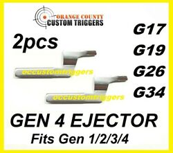 2pcs Replacement Glock Trigger Housing Ejector # 30274 fits 9mm 17 19 26 34 P80 $33.89