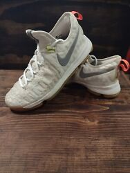 Nike KD 9 quot;Summerquot; Kevin Durant Basketball Shoes 843392 900 US Mens 12 $50.00