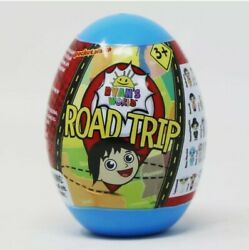 Ryans World Toys Road Trip Theme Micro Mystery Surprise Figures 3 Brand New $4.99