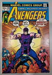 Avengers #109 1973 issue..Hawkeye quits NM condition comic $24.99