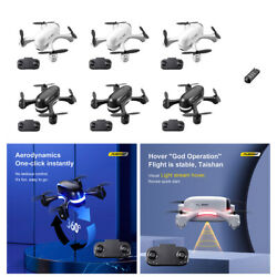 Drone 4CH WiFi RC Quadcopter One Key Return Gifts for Beginners Boys Girls $28.56