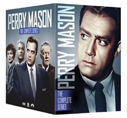 Perry Mason: The Complete Series Seasons 1 9 DVD Box Set *New** US Seller $96.99