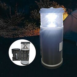 Portable LED Camping Lantern Battery Operated Outdoor Camping Garden Accs $14.83