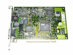 SMC 60 600518 002 REV A 10 100 Ethernet PCI Network Card Tested Working $32.95