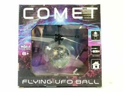 World Tech Comet Flying UFO Ball with LED Effect 33206 $13.99