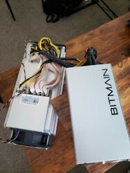 Bitmain Antminer L3 with APW 3 Power Supply Scrypt LTC DOGE 504 MH s $1295.00