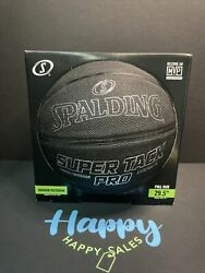SPALDING NBA 29.5 Full Size Super Tack Pro Basketball NEW Indoor Outdoor. Score $25.00