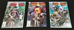 DC Comics Brightest Day Aftermath: the Search for Swamp Thing #1 3 NM Complete $15.55