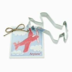 Airplane Cookie Cutter Extra Large Plane Travel Shape $8.99