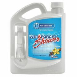 Wet And Forget 801064 Shower Cleaner64 Oz.VanillaClear $16.89