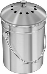 Compost Bin for Kitchen Countertop 1.3 Gallon Compost Bucket for Kitchen $39.22