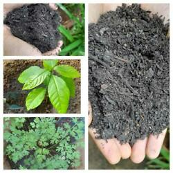 100% Organic Cow Dung Manure Fertilizer Natural Compost For Growth Plant 500g $20.00