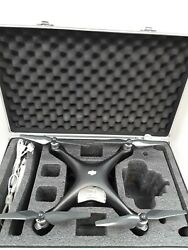 DJI Phantom 4 Standard Black Edition Drone Only with case and charger $350.00
