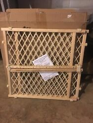 Evenflo Position and Lock Safety Gate beige $15.00