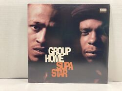 """GROUP HOME SUPA STAR 12"""" VINYL 1994 PAYDAY $14.99"""