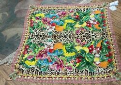 NWT Camilla Large Cool Cat Large Scarf $149.88