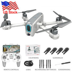 FPV Quadcopter HD Camera Aircraft Foldable RC Drone Selfie Toy Flip2 Battery $129.99