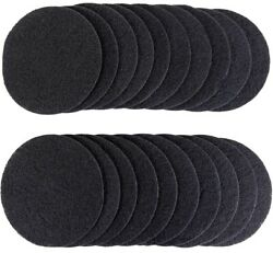 12 Pack Charcoal Filters for Kitchen Compost Bin Pail Replacement Filter Coun... $10.00