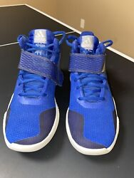Adidas Size 7.5 Basketball Bounce 2018 Mens High Top Shoes Ref. 3048 579.6 $24.99