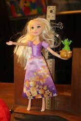 Disney#x27;s Rapunzel Doll with Pascal Floating Lanterns $8.00