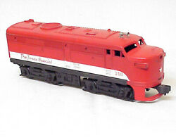 THE TEXAS SPECIAL BUILT BY LIONEL 210 DUMMY LOCOMOTIVE VINTAGE TRAIN ENGINE NR $52.00