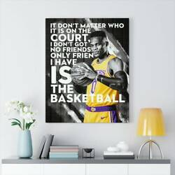 Russell Westbrook Los Angeles Lakers Poster Wall Living Decor No Frame $16.99