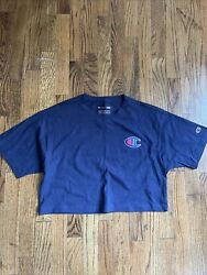 Kith x Champion Women's Crop Top Size Small $35.00