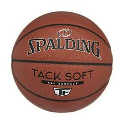Tack Soft Indoor Outdoor Basketball Official Size 7 29.5quot; 2022 Version $43.94