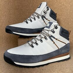 The North Face Back to Berkeley MID Hiking Men#x27;s Shoes Boots Grey Size 11.5 NWB $100.00